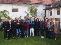 TWL project team members meet at the city of Krems